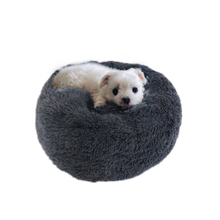 Cat Bed Pet Bed-House Soft Dog Sleeping Round Plush For Small Dogs Cats Nest Winter Warm Puppy Mat