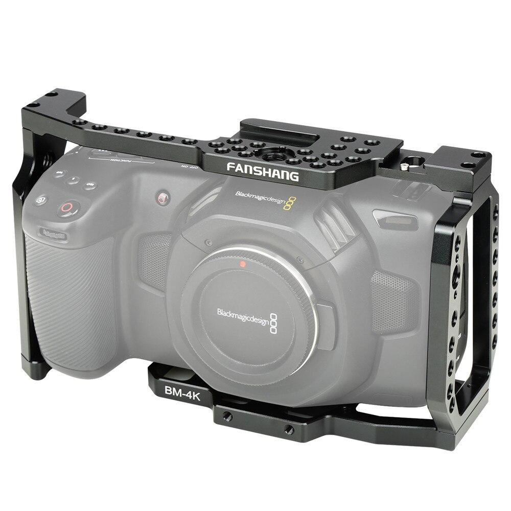Alvins Cables BMPCC4K Blackmagic Cinema Camera BMCC 4K BMPCC Adattatore Piastra di Alimentazione per Sony NP F970 Batteria