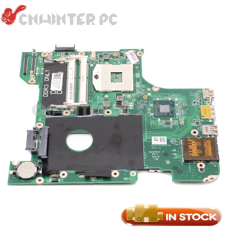 NOKOTION CN-0JYYRY 0JYYRY JYYRY DA0V02MB6E0 DA0V02MB6G0 Mainboard For Dell Vostro 3450 V3450 Motherboard HM67 DDR3 Full Test