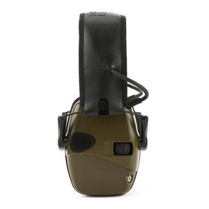 Earmuff Headset Ear-Protector Anti-Noise Hear Electronic-Shooting Impact-Sport Tactical