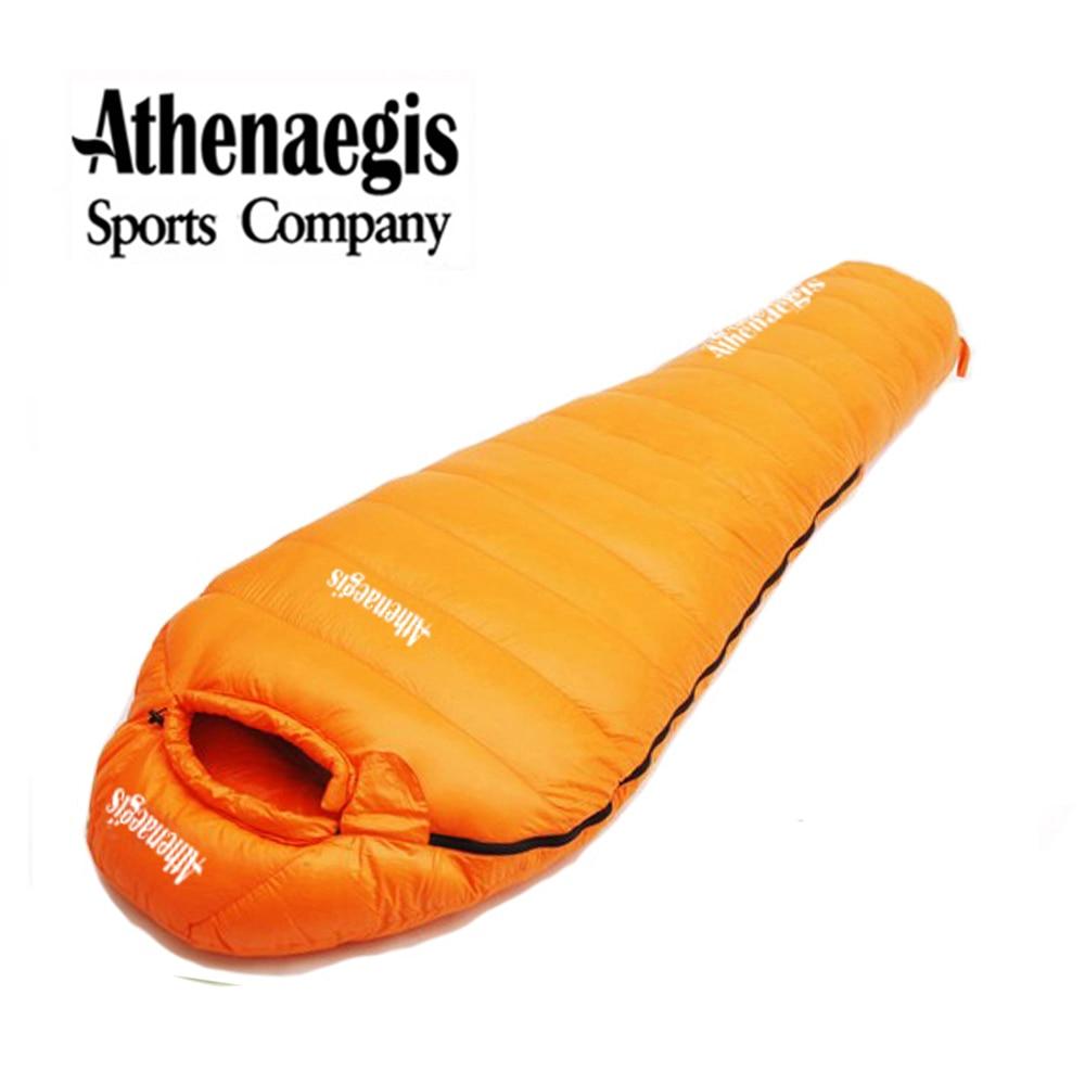 Το Athenaegis 1800G λευκή γέμιση κάτω γέμιση - Κατασκήνωση και πεζοπορία - Φωτογραφία 5