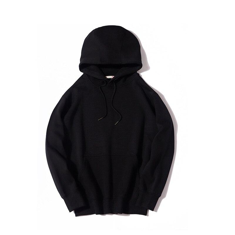 LNSO Повседневная розовая черная серая Синяя толстовка с капюшоном в стиле хип хоп, уличная одежда, Толстовки для скейтборда, мужской/женский пуловер, свитшот, мужская толстовка с капюшоном - 3