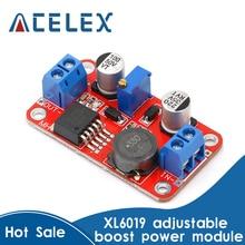 Dc Dc Boost Power Supply Module XL6019 Spanning Gestabiliseerde Voeding Module Uitgang 5 V/12 V/24 V Verstelbare