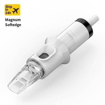 QUELLE Tattoo Needles Revolution Cartridge Curved Magnum Shader #12 (0.35mm needle) 1205RM 1207RM 1209RM 1211RM 1213RM 20pcs/box топ quelle lascana 461776