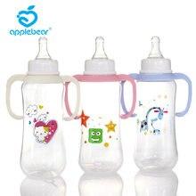 Бутылочка для кормления грудным молоком 150 мл без полипропилена
