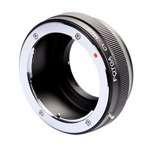 Image 4 - Anel Adaptador FOTGA Lens Para Contax/Yashica CY Lens para Micro 4/3 m4/Adaptador para E P1 3 G1 GF1 latão atacado oem