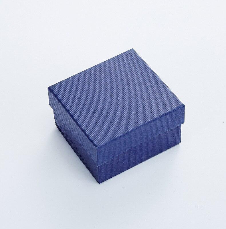 Tiandigai boîte-cadeau personnalisable traitement imprimé Logo montre boîte Simple boîte-cadeau avec Si Mian Zhen sac boîte à bijoux