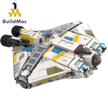 Buildmoc 75053 Star Wars Rebels Ship The Ghost X Compatible Lepining Star Toys Wars Building Blocks Kids Christmas Gift the whiskey rebels