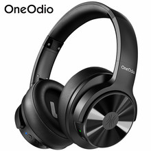 Oneodio A30 ANC Bluetooth Kopfhörer 5,0 Aktive Noise Cancelling Wireless Headset HiFi Stereo Kopfhörer mit CVC 8,0 Mic Für Telefon
