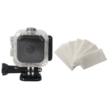 12Pcs Inserts Fog for Camera All with Diving Waterproof Housing Protective Case Cover for GoPro Hero 4 Session 5