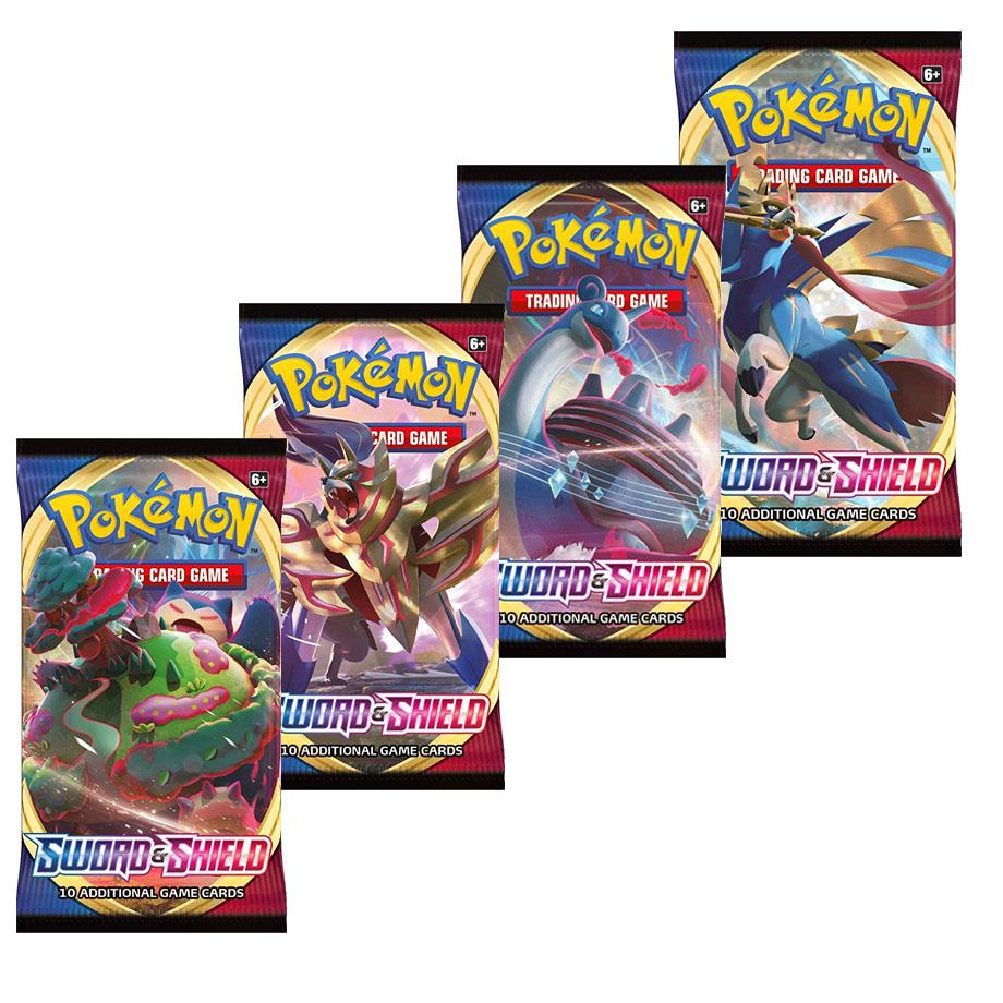 2020 Pokemon Cards Sun & Moon Evolutions Booster 162pcs Collectible Trading Cards Game