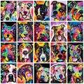 Evershine Алмазная вышивка собаки животные Алмазная мозаика вышивка крестиком картина стразы подарок на день святого валентина