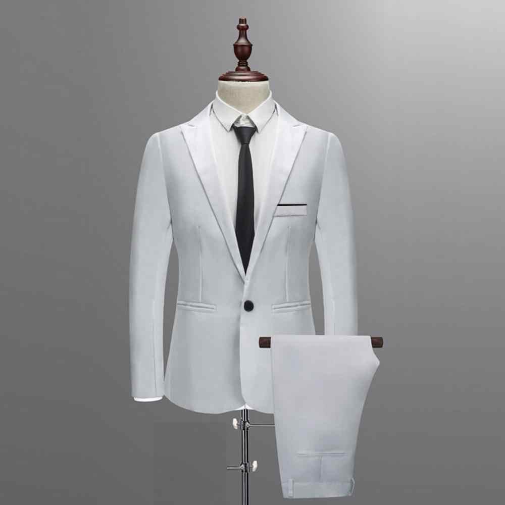 Marque hommes costume costumes de mariage pour hommes col châle 3 pièces coupe ajustée bordeaux costume hommes bleu Royal smoking veste costume homme #