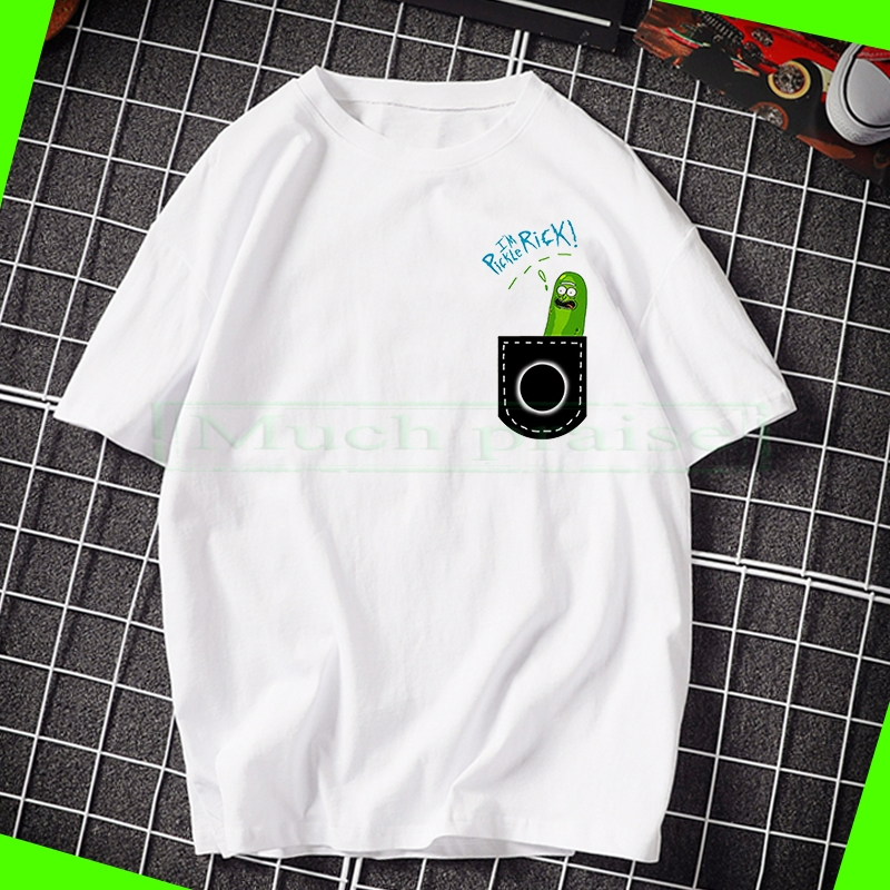 Rick And Morty 2020 Summer Lovers T Shirt Men Tshirt Summer Anime T-Shirt Short Sleeve Tees O-neck Tops Drop Ship Hip Hop