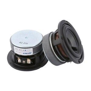 Image 4 - AIYIMA 2 個 3 インチ 20 ワットスピーカードライバ 4Ohm 8Ohm ミッドレンジスピーカーミッドレンジ低音オーディオコラムスピーカー DIY ホームシアター用