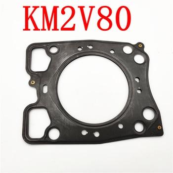 2PCS KM2V80 Cylinder Head Gasket FIT FOR KIPOR KDE12STA3 KDE12STA KDE12EA3 KDE12EA diesel generator KM2V80 GASKET