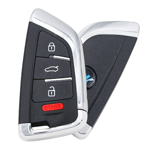Image 2 - KEYDIY Universal Smart Key ZB02 4 +ZB15+ZB28 for KD X2 KD900 Mini KD Car Key Remote Replacement Fit More than 2000 Models
