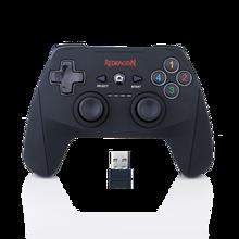 Redragon G808 Gamepad, Controller di Gioco per PC, Joystick con Doppia Vibrazione, Erpice, per Finestre PC,PS3,Playstation,Android,Xbox 360