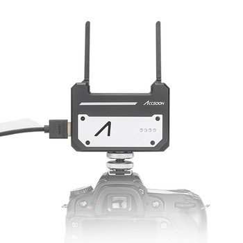 Accsoon CineEye 5G WiFi Wireless video Transmitter Image Transmission to 4 Devices, Support Android & iOS System