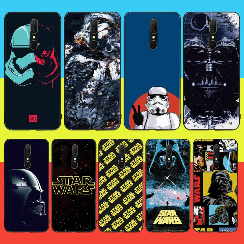 PENGHUWAN Star Wars Custom Photo Soft Phone <font><b>Case</b></font> For <font><b>Oppo</b></font> <font><b>A5</b></font> <font><b>A9</b></font> <font><b>2020</b></font> A11x A71 A73S A1K A83 <font><b>case</b></font> image