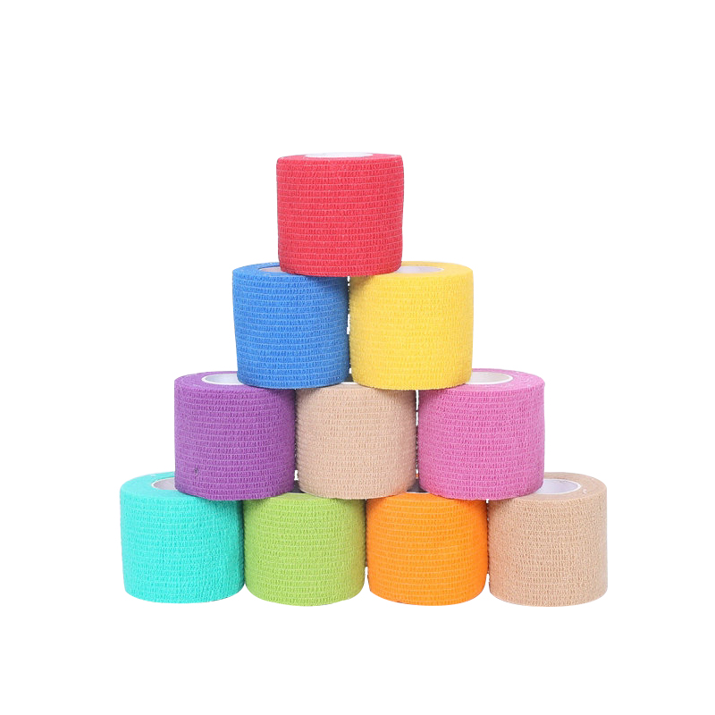 First-Aid-Kit Medical-Tape Playing-Volleyball Exile Sports-Gauze Bandage Safety-Protection