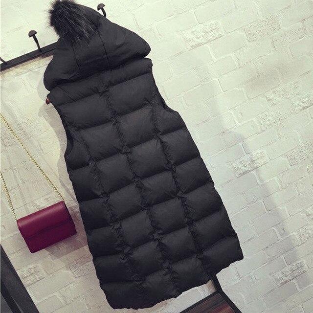 Women's Warm Vest Жилетка Женская Fashion Womens Plus Size Hoodie Waistcoat Vest Gilet Jacket Coat Outwear Жилет Женский 2