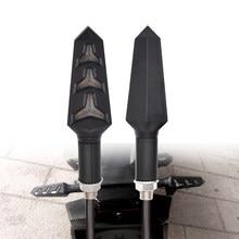 Signal lumineux LED pour motos, clignotant, pour kawasaki YAMAHA YZF R25 R15 R6 R125 z750 Z800 FZ8 FZ1 FZ6R