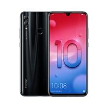 Honor 10 Lite 4Gb 64Gb Smartphone Kirin 710 Octa Core 6.21 Inch 2340X1080 Full Screen 24MP Ai Camera android 9.0 Smartphone