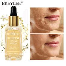 BREYLEE Retinol Serum Anti-Aging Lifting Firming Collagen Facial Essence Remove Wrinkles Relieve Fine Lines Repair Tighten Skin