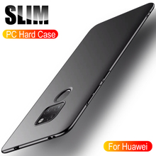 Ultra Thin Matte Pc Hard Case For Huawei