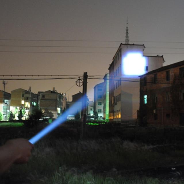 Built in battery XP-G Q5 Zoom Focus Mini led Flashlight Torch Lamp Lantern 2000 Lumen Adjustable Penlight Waterproof T6 light 6