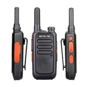 Портативная рация Retevis RT669/RT69, 2 шт., PMR радио PMR446 VOX, двухсторонний радиосвязь, приемопередатчик, портативная рация