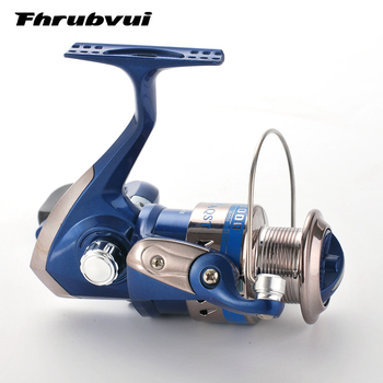 2020 New Fishing coil 5BB Spinning Reel Professional Metal Left/Right Hand Wheels