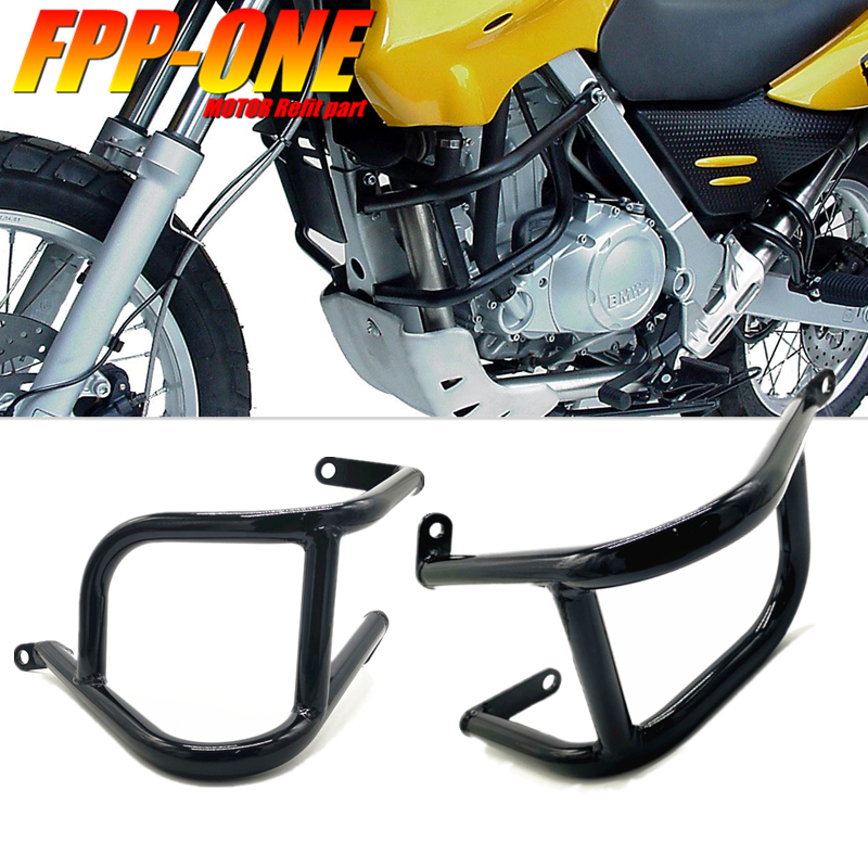 FOR <font><b>BMW</b></font> F650GS 2000-2007 F650GS <font><b>Dakar</b></font> 2000-2007 G650GS 2009-2010 Motorcycle Accessory Engine Fairing Guard Frame Protection image