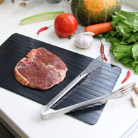 Newly Fast Defrosting Tray Thawing Plate Portable Quickly for Food Defrost Meat Kitchen MK|Defrosting Trays|Home & Garden -