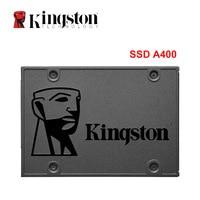 [€30-€4 código:EDSE4]Kingston A400 SSD 120GB 240 GB 480GB unidad de estado sólido interna 2.5 pulgadas SATA III SSD disco duro SSD para PC computadora portátil