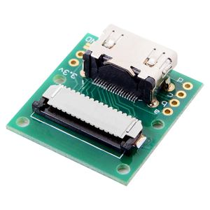 Image 5 - CYDZ Raspberry PI Camera Module to HDMI compatible Type A Male HDTV FPC Flat Cable 5cm fit for PES001