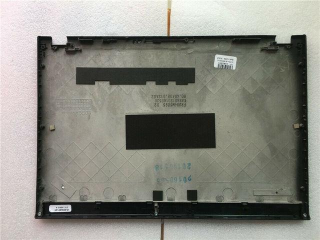 Nowy i oryginalny Laptop Lenovo Thinkpad X220 X230 X220I X230I ekran powłoki LCD tylna pokrywa tylna pokrywa Top Case 04W2185 04W6895