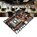 Материнская плата X99 2011-V3Pin DDR3 для настольного компьютера  игровая материнская плата для E5 2678V3 2696V3 2629V3 2649V3 2668V3 2676V3 CPU