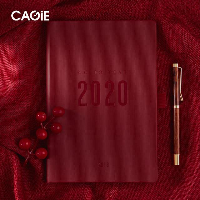 2019/2020 Agendas Planner Organizer 13 Months A5 Diary Notebook and Journals Note Book Weekly Monthly Personal Schedule Handbook 1