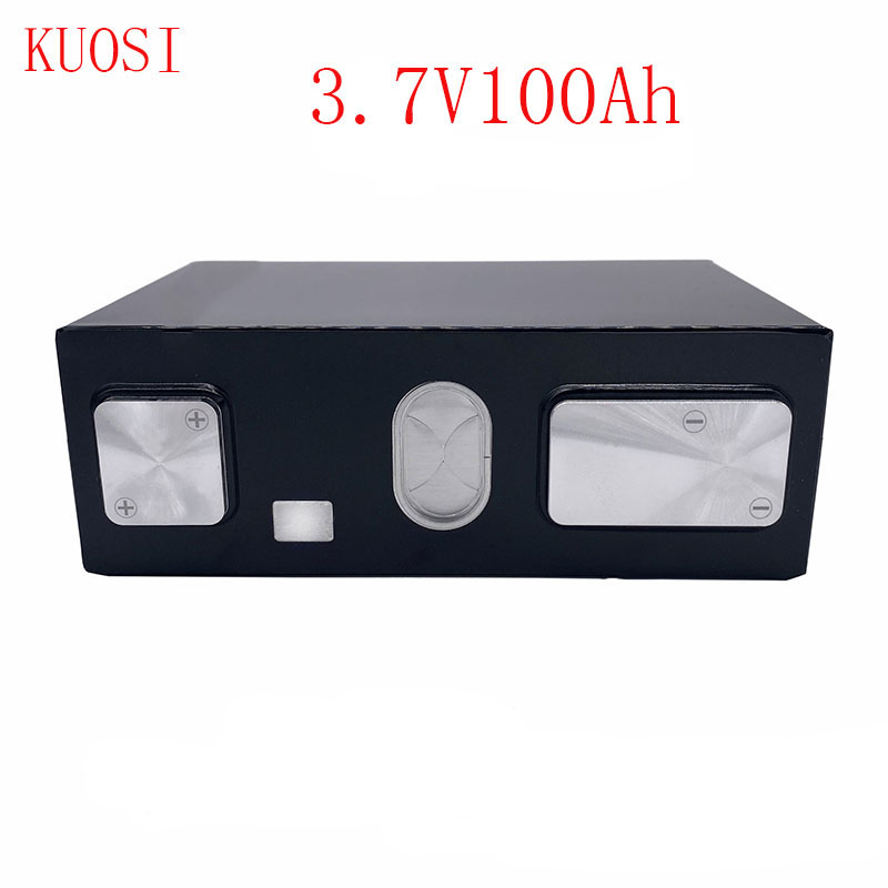 KUOSI 3.7v <font><b>100Ah</b></font> Lipo <font><b>Battery</b></font> 4.2v Pack Diy Solar Home Energy Storage Inverter <font><b>Lithium</b></font> <font><b>100ah</b></font> <font><b>12v</b></font> 24v 36v 48v Not Lifepo4 3.65v image