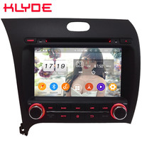 Klyde IPS 4G Android 9.0 Octa Core 4GB RAM 64GB ROM DSP BT Car DVD Multimedia Player Radio GPS For Kia K3 Cerato Forte 2012 2017