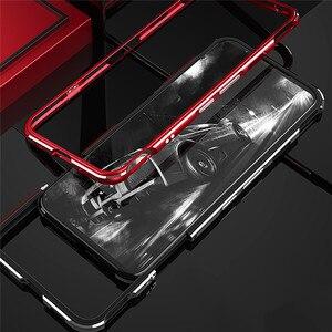 Металлический ультратонкий защитный противоударный чехол, чехол для телефона с защитой от падения, задняя крышка для Nubia Red Magic, аксессуары д...