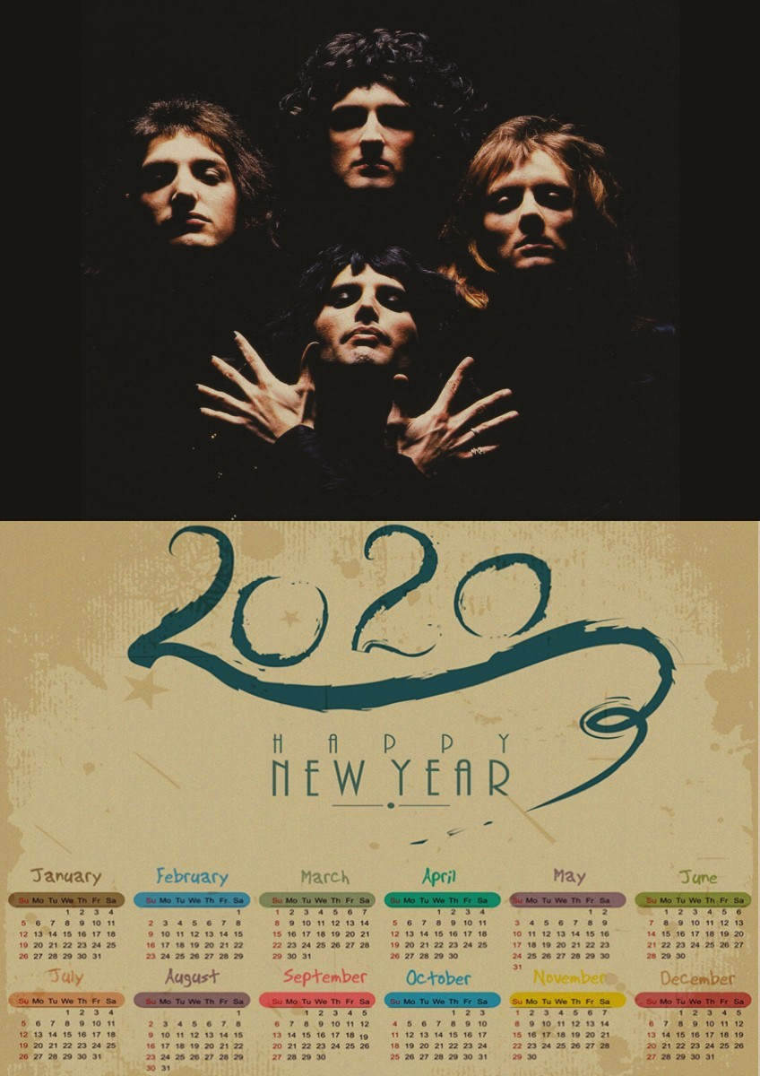 Poster KISS Band Heavy Metal Music Band Group Art Wall Cloth Print 202