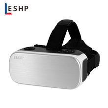 цена на Original VR Virtual Reality 3D Glasses Box 3D VR glasses with Headset for Android HDMI 1080P Immersive US Plug
