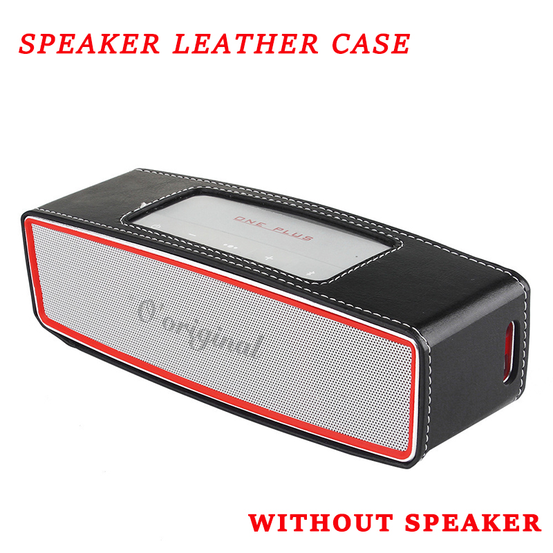 Bluetooth Speaker Case Portable Audio Speakers Leather Case For Bose Mini 1/2 Soundlink Case Wireless Speaker 8 image
