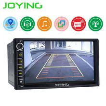 JOYING Latest 2 Din 7'' Android 8.1 Car autoradio HD head unit GPS stereo Radio Mirror Link For Honda/ Nissan/Toyota Car Radio