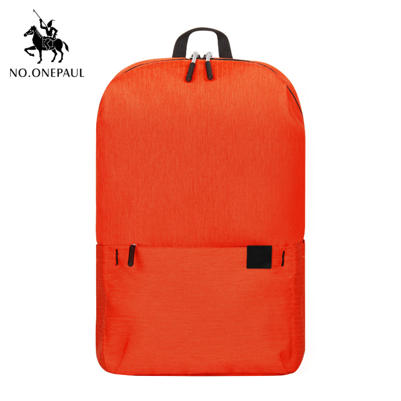 NO.ONEPAUL Women Backpack Laptop Backpack Travel Backpack High Quality Waterproof Oxford Fashion Ladies Backpack Female Bagpack