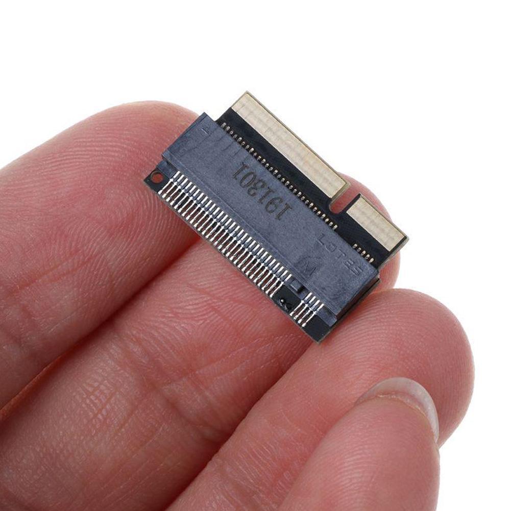 M2 SSD PCIe Adapter M.2 NGFF B+M KEY SSD Adapter For MacBook PCIe A1398 Pro Converter Laptop SSD A1425 Retina X4 2012 SATA O5P9