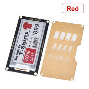 """2.9 """"2,9 Inch Epaper Modul E-papier E-Tinte EInk Display Bildschirm SPI Unterstützung Für Arduino UNO STM32 Raspberry PI ESP32"""